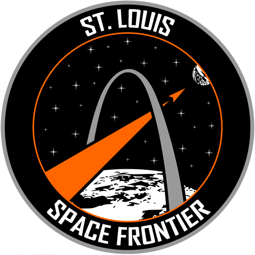 St. Louis Space Frontier logo